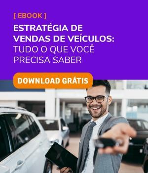Estratégia de vendas de veículos