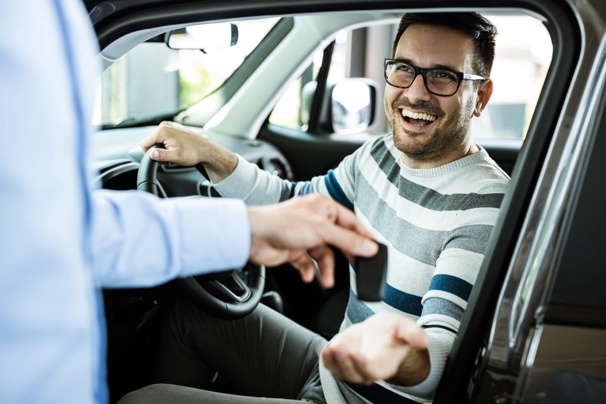 jornada de compra de um veículo