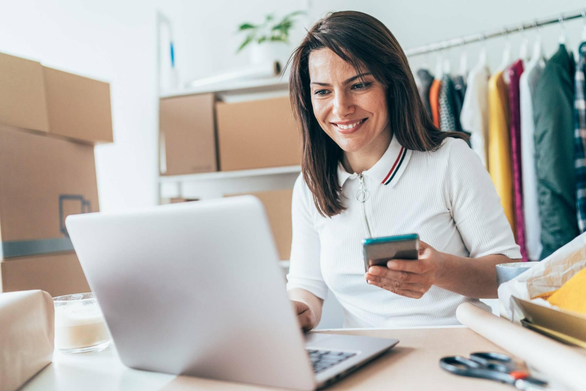 estratégias de vendas online