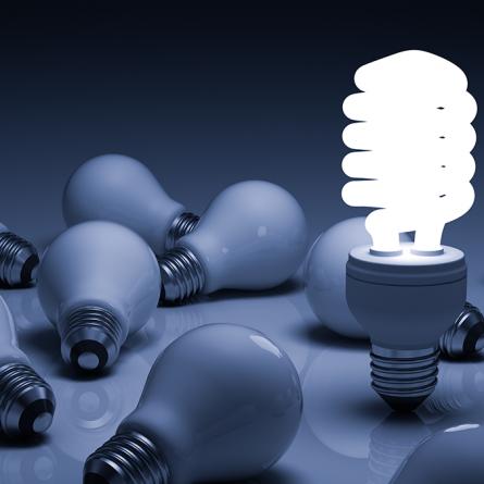 capa para artigo sobre como economizar energia eletrica