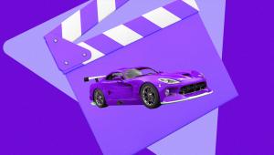 capa para o artigo sobre filmes de corrida