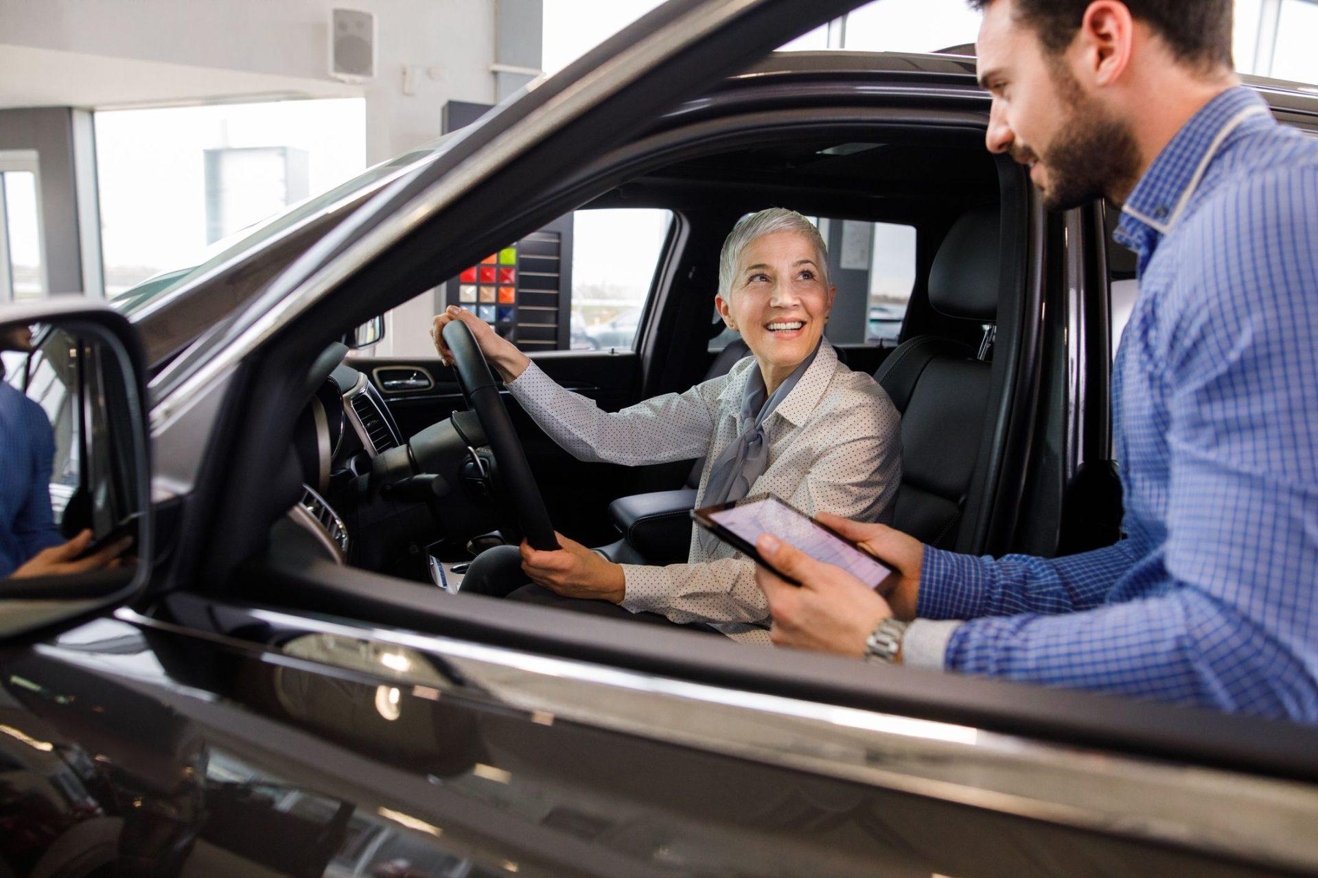 profissão vendedor de carros