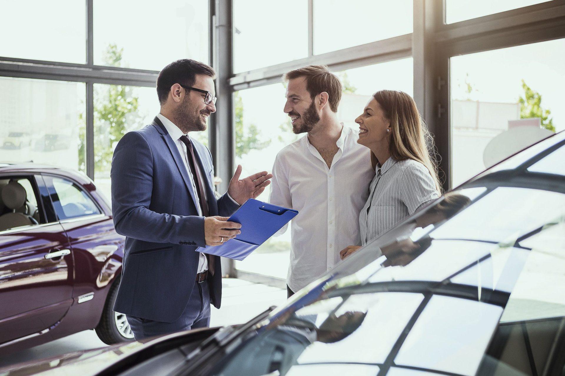 compra e venda de carros