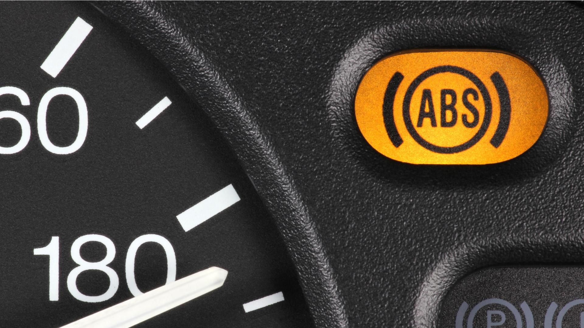 capa de artigo sobre freio abs, o que é e como funciona